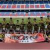 ヒーローズカップ決勝大会応援のお礼